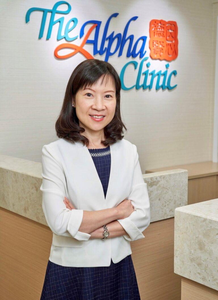 Dr Patty Yim, Specialist in Psychiatry